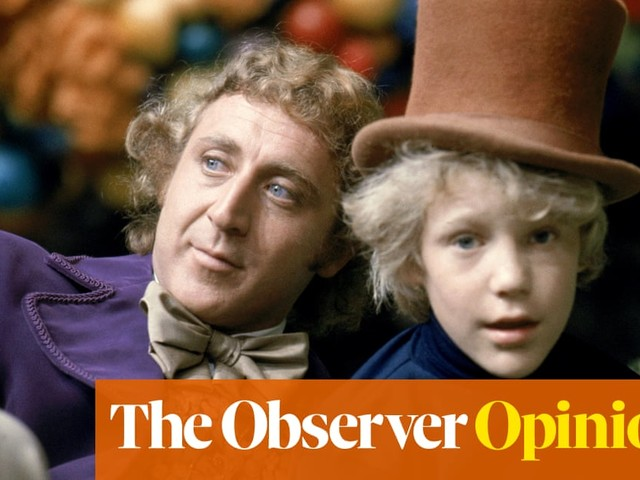 Roald Dahl's universe might not be a golden ticket for the writer's fans   Rebecca Nicholson