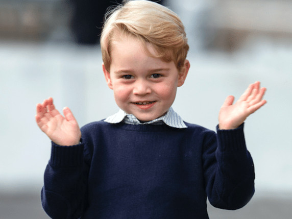 Prince George May Be Set to Break a Major Royal Tradition