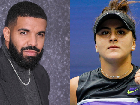 Drake Messages Bianca Andreescu After She Beat His Ex Serena Williams At U.S. Open, She Reveals