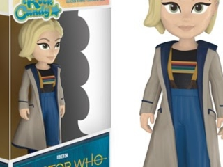 Coming Soon: Rock Candy - Doctor Who: Thirteenth Doctor!