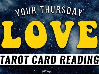 Today's Love Horoscopes + Tarot Card Readings For All Zodiac Signs On Thursday, January 16, 2020