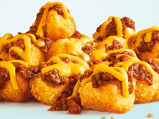 Chili Cheese Tots or Fries for JUST 99¢ at Sonic Drive-In (Today, June 4th Only!)