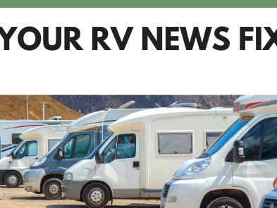 Your January RV News Fix
