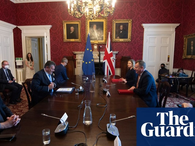 EU-UK relations deteriorate as Northern Ireland talks end without agreement