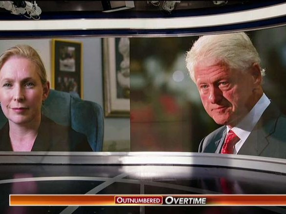 Doug Schoen on Kirsten Gillibrand Comment That Bill Clinton Should Have Resigned