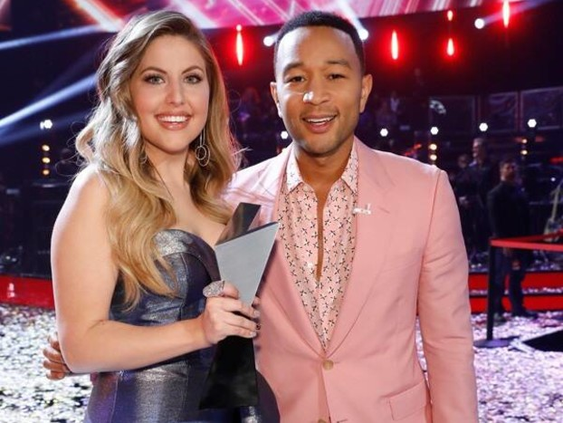 John Legend Promises The Voice Winner Maelyn Jarmon a Hang Session With His Family