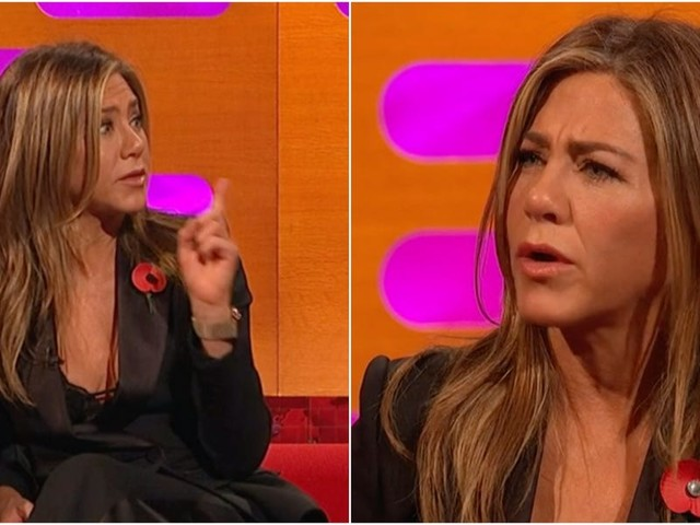 Jennifer Aniston doesn't keep a diary anymore because she's afraid of it being stolen