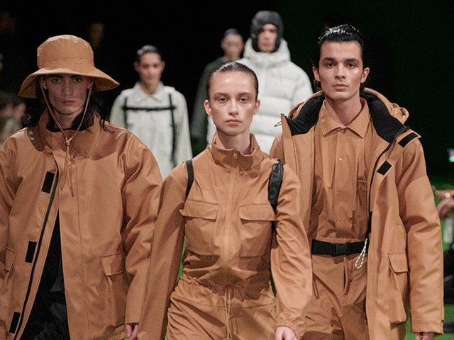 Copenhagen Fashion Week AW20: Rains presents first catwalk show