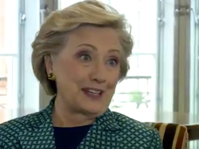Hillary Clinton Andrew Marr Show Interview: Former US Secretary Of State Laughs Off Trade Deal With Trump
