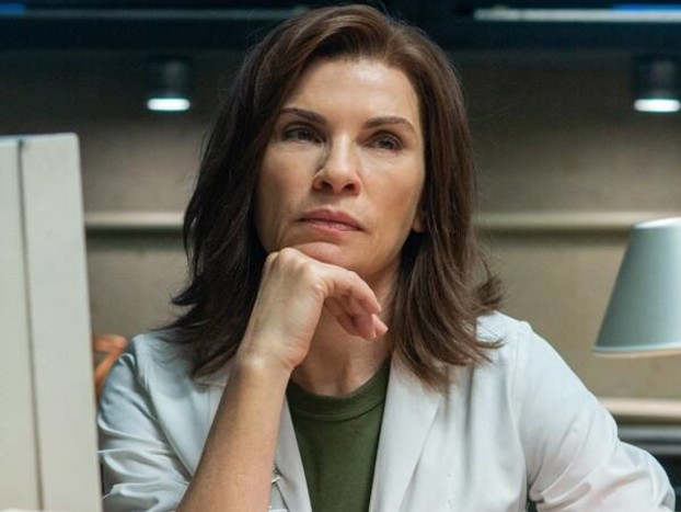 Why The Hot Zone Left a Lasting Impression on Julianna Margulies
