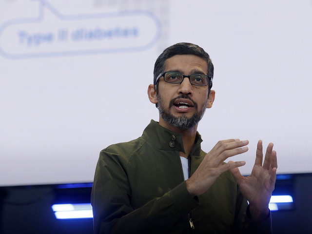 Watch the Google I/O 2019 keynote right here