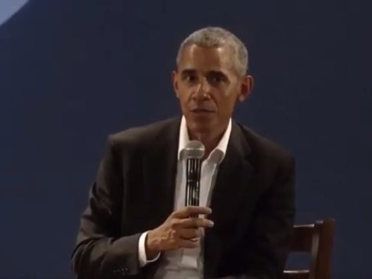 Barack Obama's inspirational answer to a question from a trans woman will give you hope too