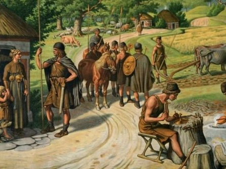 Social Inequality, Marriage Habits, and Other Clues to Bronze Age Life