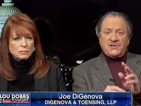 "Soros Demands Fox News Ban ""Ludicrous"" Trump Ally Joe DiGenova"