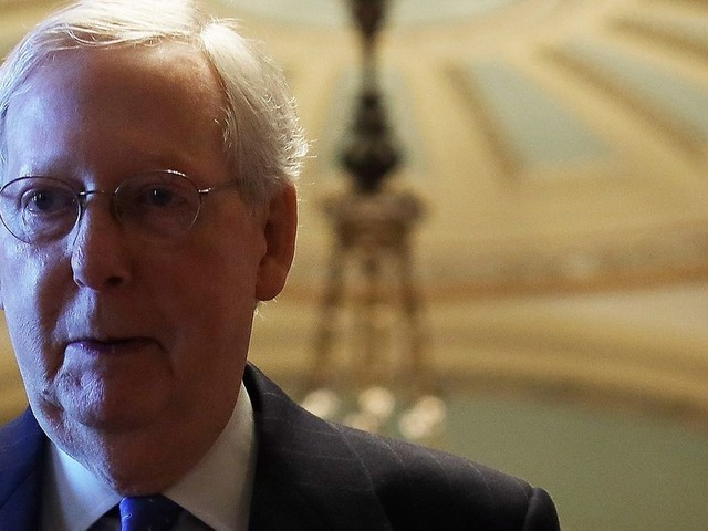 Mitch McConnell releases proposed rules for Senate impeachment trial