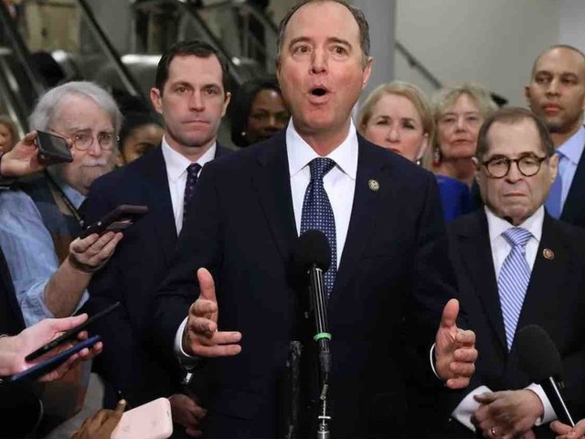Schiff claims that if President Trump is not removed from office by impeachment, Americans can't trust the results of the 2020 election
