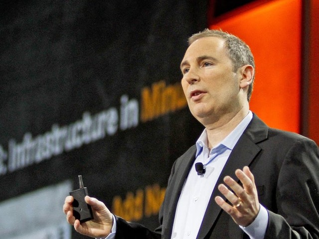Amazon Web Services is 'evaluating options' after Microsoft wins $10 billion JEDI contract out from under its nose (AMZN, MSFT)