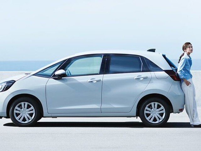 The 2020 Honda Fit will use the automaker's new hybrid system