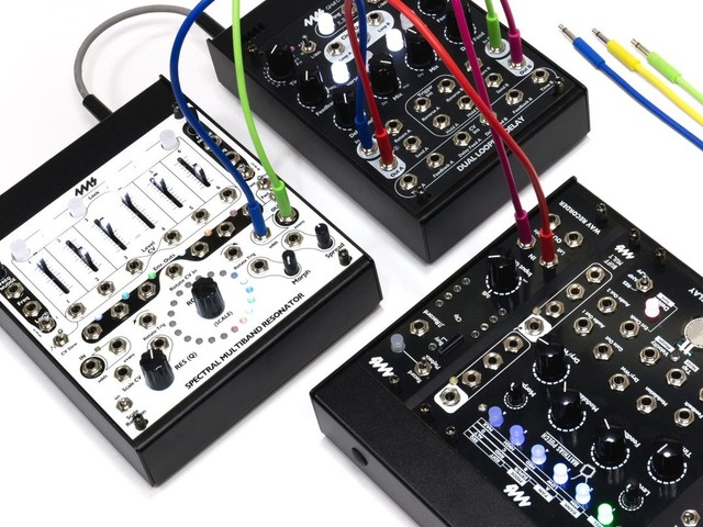 """Modular to go: 4ms are making cute little $100 """"Pods"""" for modules"""