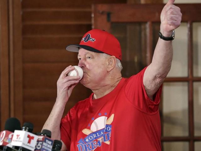 Former NBA executive wants to bring MLB to Orlando