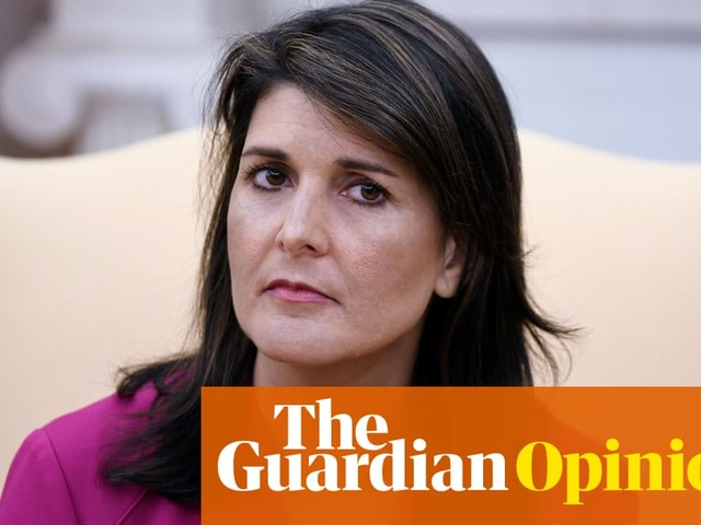 Why Nikki Haley isn't jumping off the Trump train any time soon | Andrew Gawthorpe