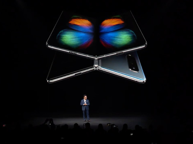 Samsung says it won't delay the Galaxy Fold launch date, despite mysterious problems