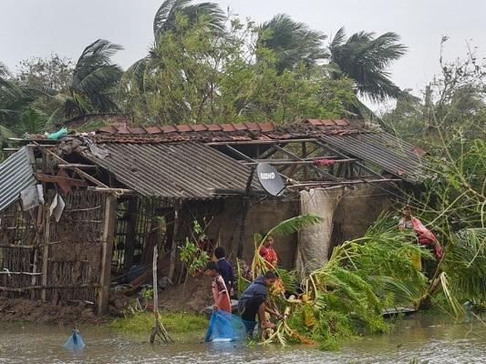 West Bengal Losses Estimated At Rs 19,000 Crore After Cyclone Bulbul