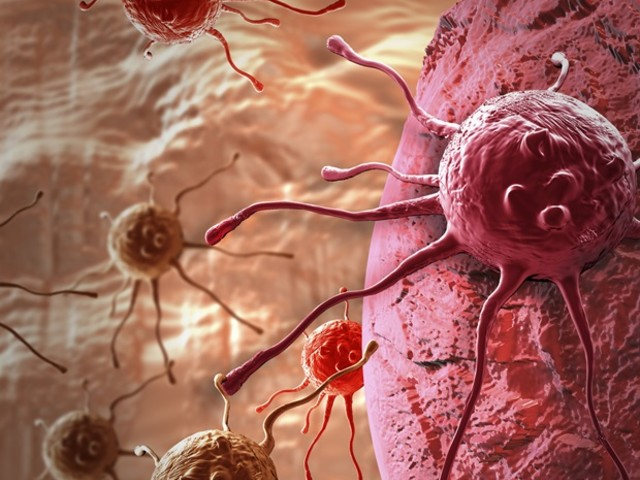 Prostate cancer marker activates growth factors that contribute to tumor spread