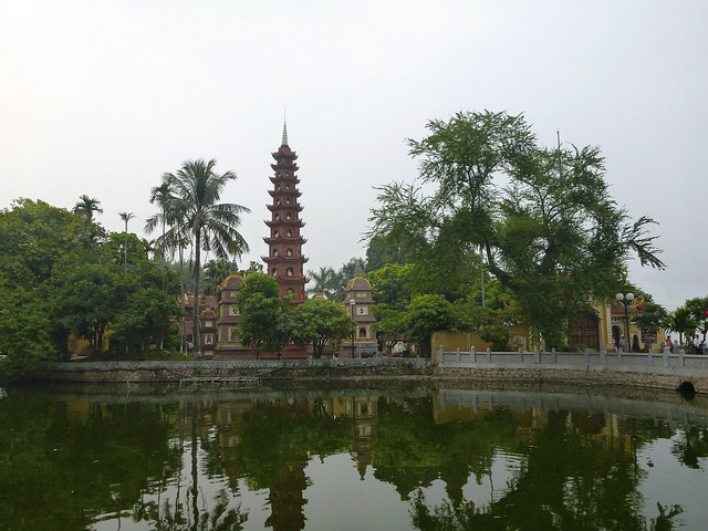Asiana – $643: Chicago – Hanoi, Vietnam. Roundtrip, including all Taxes