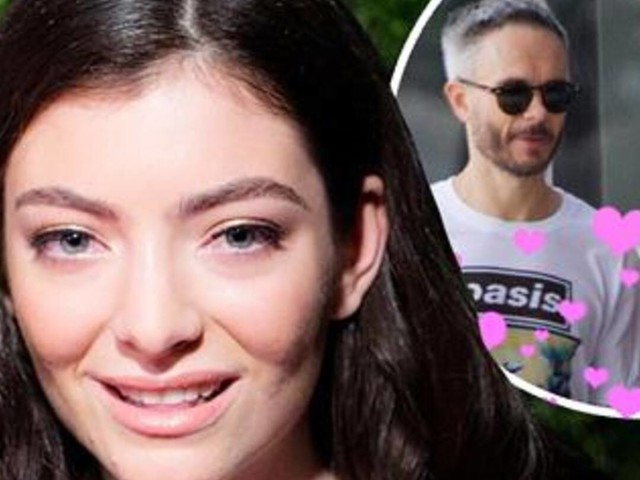 Lorde Spotted Kissing Rumored Boyfriend