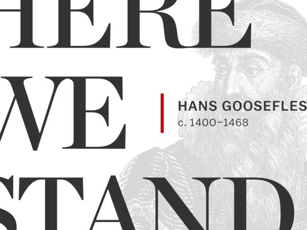 The Accidental Reformer: Hans Gooseflesh (c. 1400–1468)