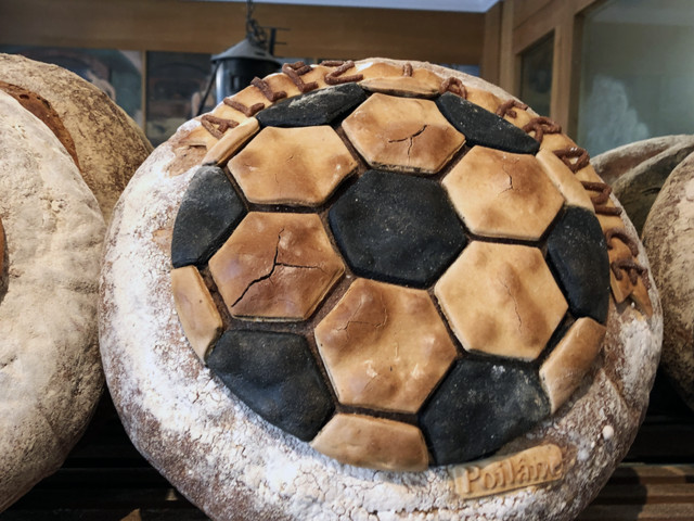 A delicious World Cup discovery: SOCCER BREAD
