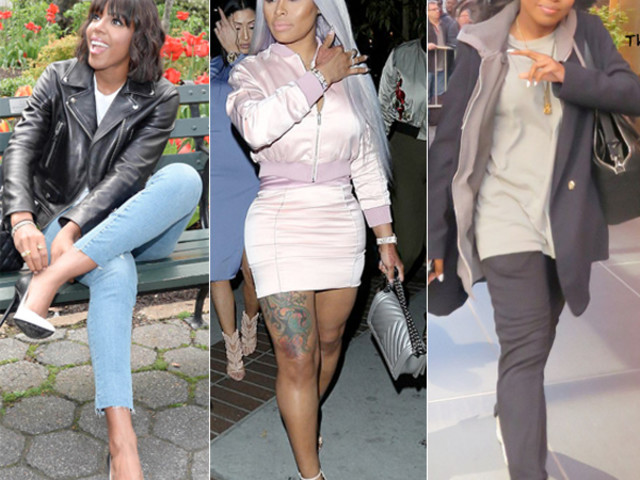 Kelly Rowland Is Picture Perfect In NYC + Blac Chyna Is Still Partying For Her Birthday + Ryan Destiny Out & About