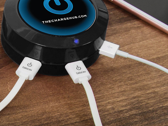 Add 3 USB ports to a single outlet with this Best of CES charging hub, now 25% off