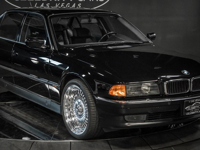 The BMW 750iL That Tupac Was Shot Still Available For Sale, Only Now It Costs $1.75 Million