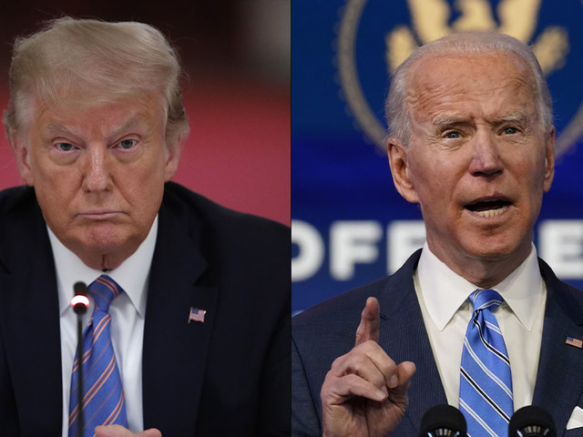 68% of Americans say Trump should not issue self-pardon; Majority approves Biden's transition: POLL