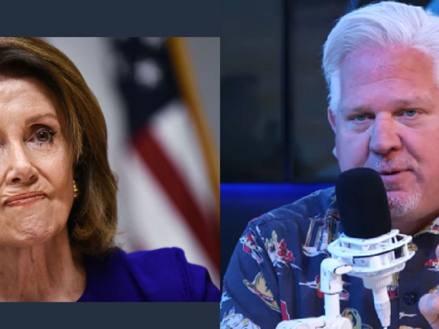 Glenn Beck EXPLODES after Pelosi admits to Uyghur 'GENOCIDE' in China — but adds climate is 'overriding issue'