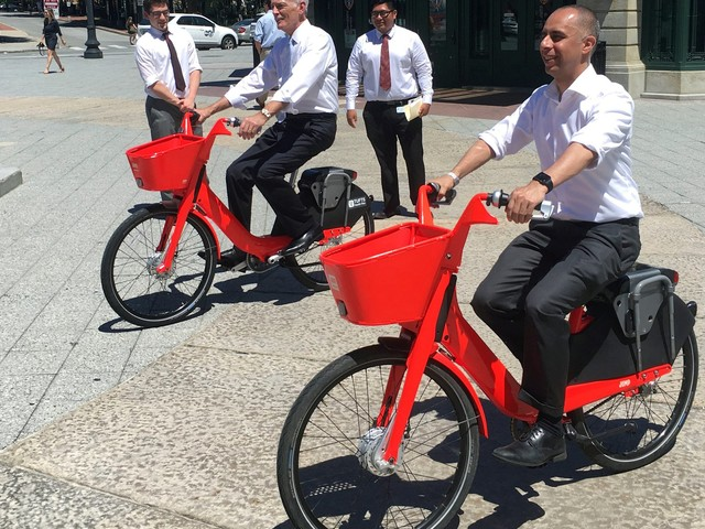 Uber says it's raising prices on its dockless e-bike fleet in several US cities (UBER)