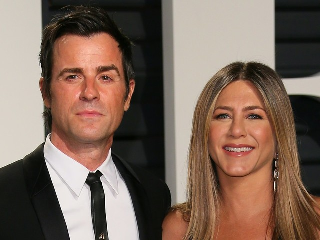 Justin Theroux Sends 'Fierce' Ex Jennifer Aniston Sweet 50th Birthday Note
