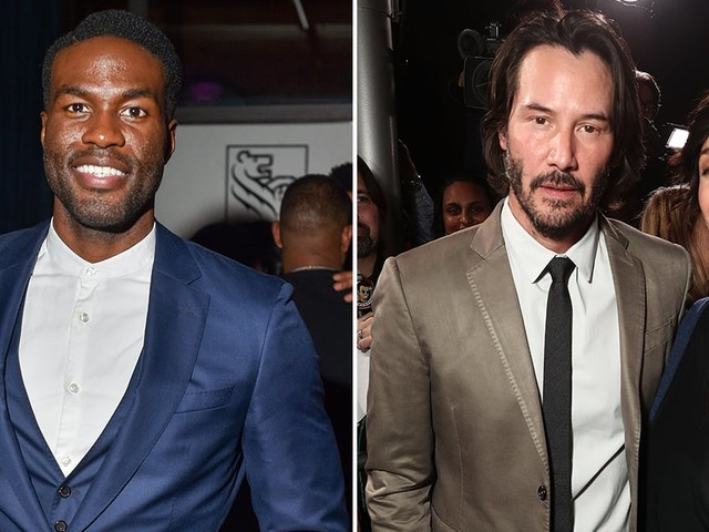Yahya Abdul-Mateen II Is Joining Keanu Reeves and Carrie-Anne Moss in The Matrix 4