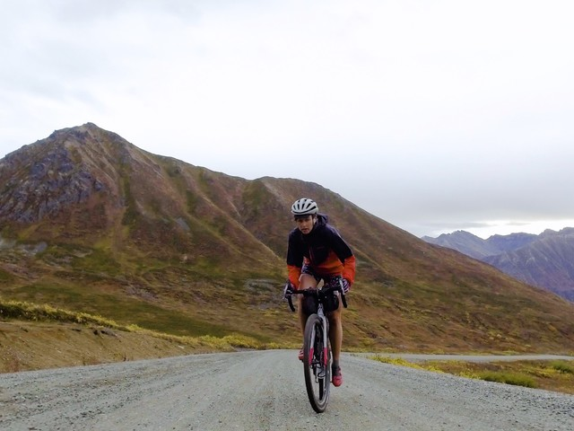 See the Bike Cyclist Lael Wilcox Uses to Ride 20,000 Miles a Year