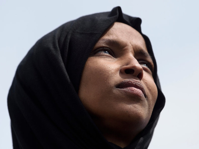 Ilhan Omar says she feels the pain of migrants targeted by Trump in new video — but he was talking about MS-13 gang