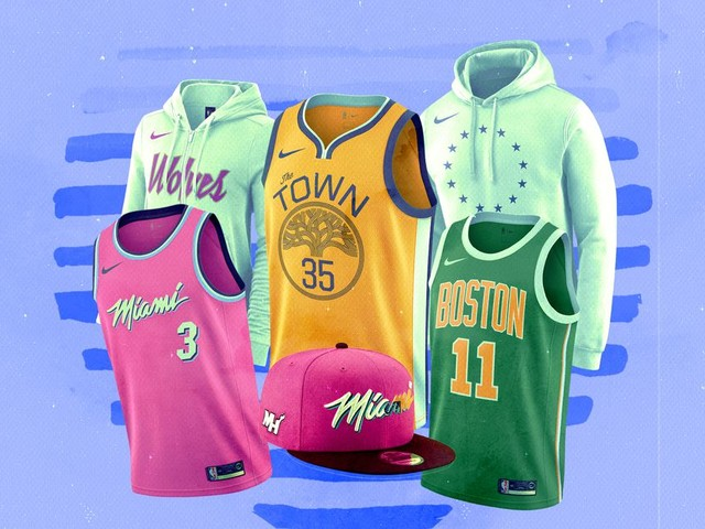 The NBA Earned Edition jerseys are out, and here's where you can find them