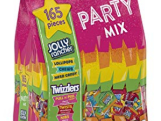 Hershey's Candy Variety Mix (165 pieces) only $5.24 shipped!