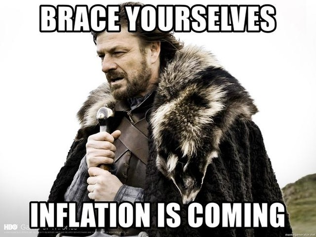 Are Central Banks Softening Us Up For Higher Inflation?