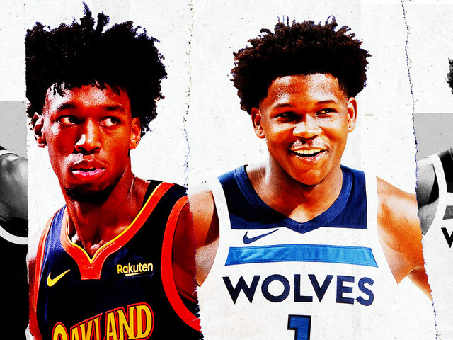 Anthony Edwards and James Wiseman give us a glimpse of the future