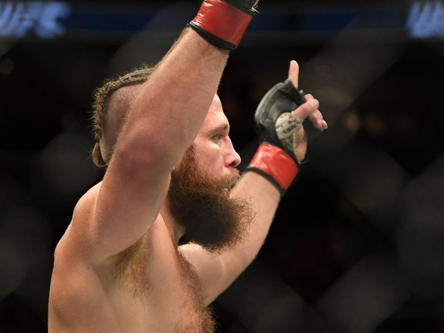 Report: Will Brooks vs. Nik Lentz rescheduled for UFC Sydney