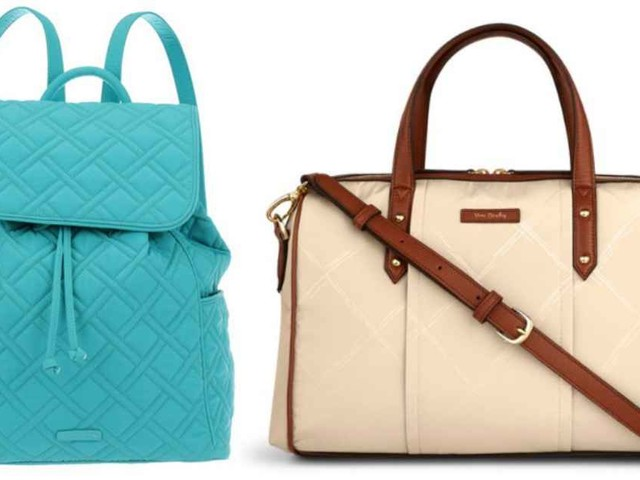 Vera Bradley Outlet: 30% Off + Free Shipping