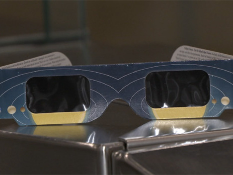 Eclipse Viewing Glasses Fall Into Short Supply Ahead Of Big Event