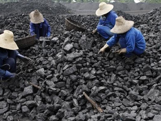 Chinese Coal Prices Soar To Record High Ahead Of Surge In Mining